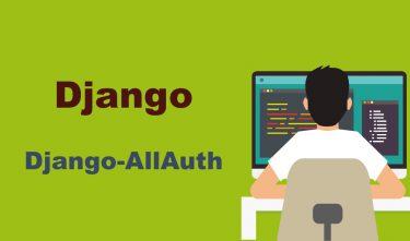 Djangoプロジェクトにdjango-allauthを利用してログイン認証機能を実装する