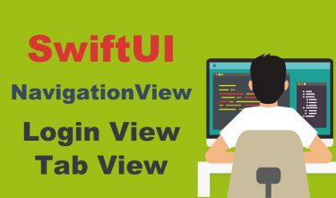 【SwiftUI】NavigationViewのログイン関係画面とTabViewのログイン後画面間の遷移方法