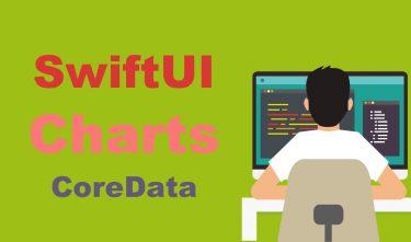 【SwiftUI】Charts_iOSを使ったグラフの実装方法【CoreDataと連携】