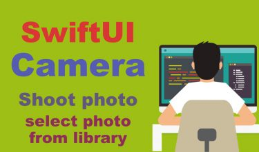 【SwiftUI】カメラ機能の実装方法【撮影画像とライブラリー画像の利用】